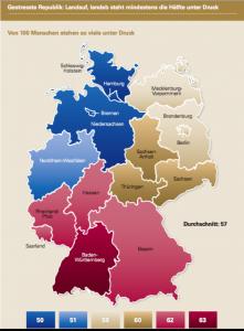 Stress Deutschland